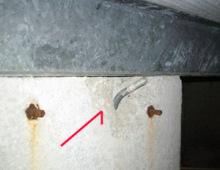 欠陥住宅を調査する建築士のブログ-アンカーボルト
