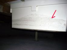 欠陥住宅を調査する建築士のブログ-床下水漏れ