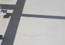 欠陥住宅を調査する建築士のブログ-基礎のひび