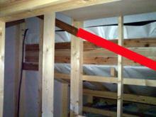 欠陥住宅を調査する建築士のブログ-雲筋切断