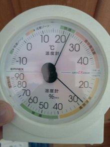 欠陥住宅を調査する建築士のブログ-湿度計