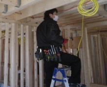 欠陥住宅を調査する建築士のブログ-ヘルメット
