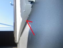 欠陥住宅を調査する建築士のブログ-外壁通気