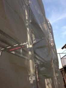 欠陥住宅を調査する建築士のブログ-外壁改修