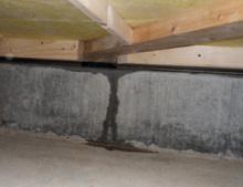 欠陥住宅を調査する建築士のブログ-基礎内水