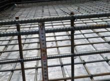 欠陥住宅を調査する建築士のブログ-鉄筋あき