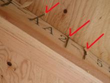 屋根合板釘